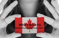 加拿大枫叶卡保留还未通过能否回国